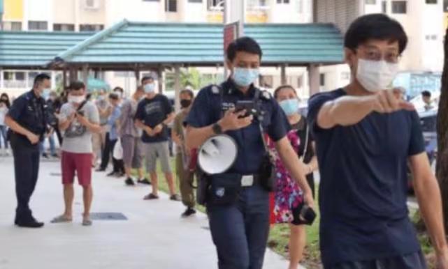 新加坡民众对于科兴疫苗反应热烈。