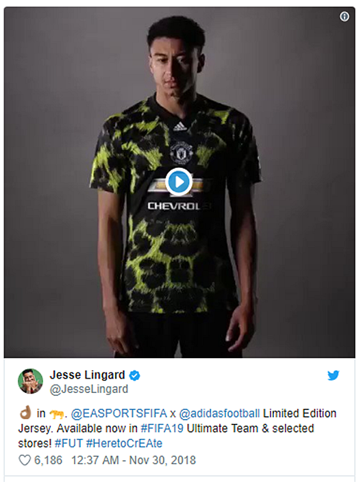 bd6c720bd0c8 That could be interpreted as a lot of money for a fourth kit, especially if  you're a United fan who's not keen on leopard print.