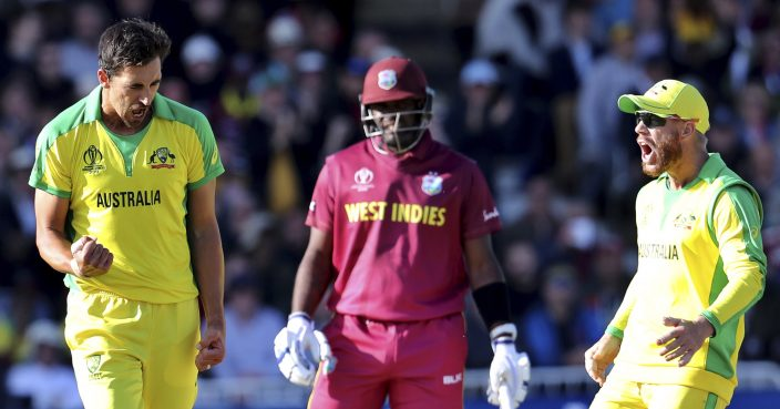 Batsmen under control _ for now _ at Cricket World Cup