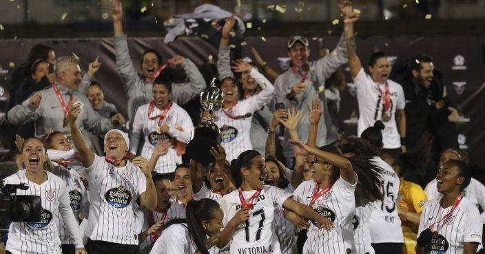 Brazils Corinthians Win Womens Copa Libertadores Sport