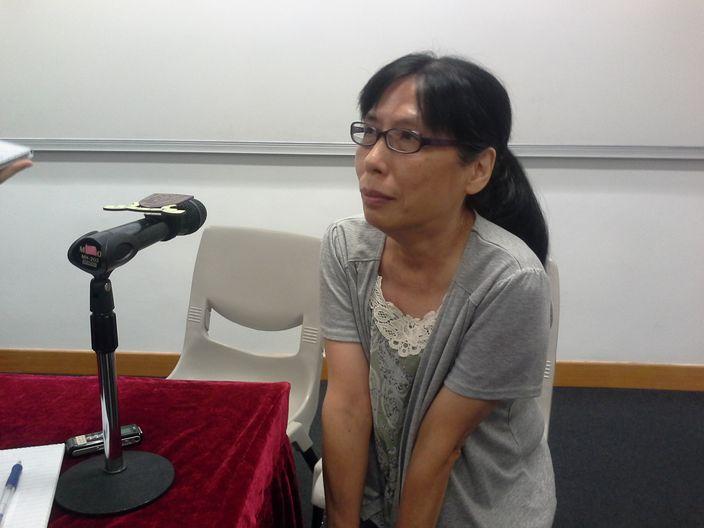 龍雪玲(本網記者攝)