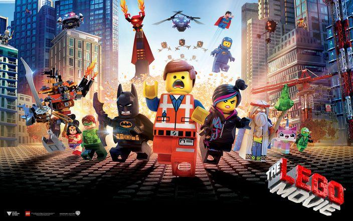 《樂高大電影》明年二月上映(網上圖片)