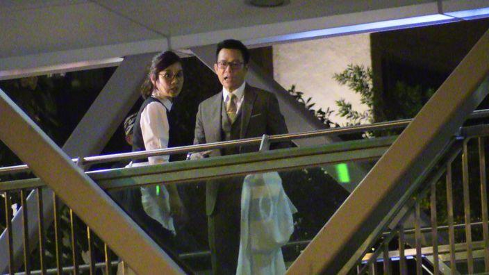 劇中松松暗戀輝哥多年,要成為輝哥的守護天使。
