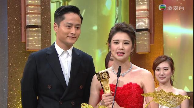 麥美恩包辦「最佳綜藝節目」、「最佳資訊節目」和「最佳特備節目」(TVB截圖)