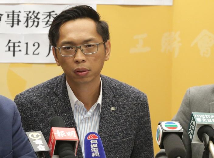陸頌雄相信政府未及提交強積金對沖方案上立法會(資料圖片)