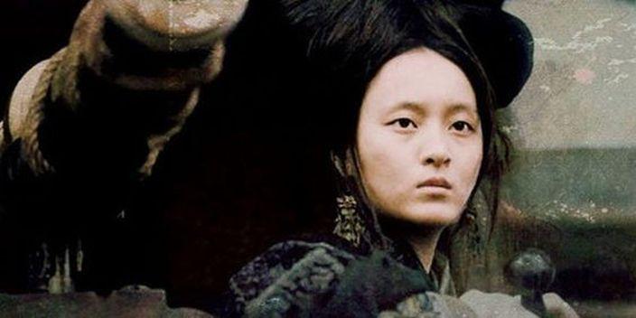 意大利電影中的鄭一嫂 (網上圖片)