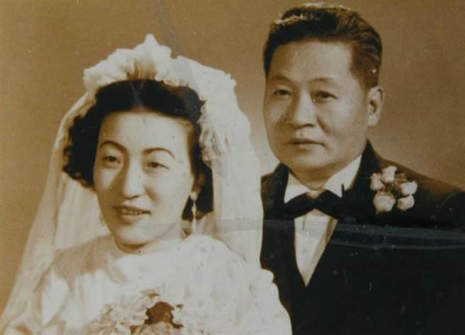 金默玉与马万里 (网上图片)
