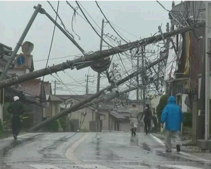 東京 電力 停電 千葉