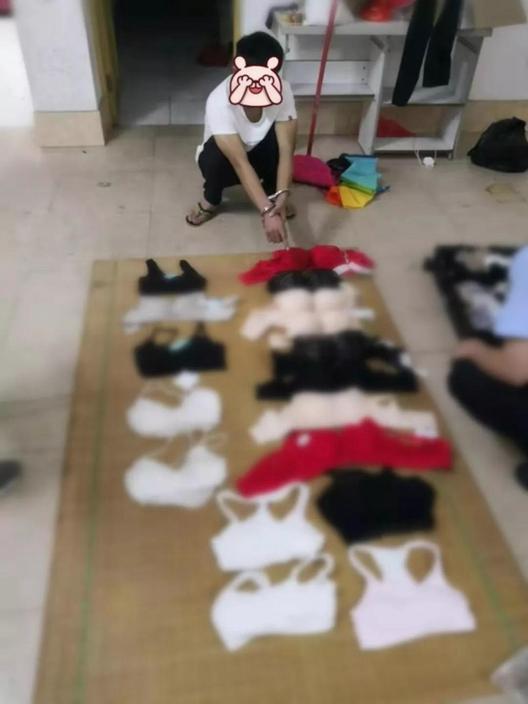 偷一堆正妹的內衣能幹嘛?變態賊「私藏大量女性內衣褲」被捕後表示:原來是要這樣用!
