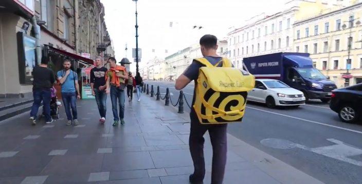 俄羅斯人「龜速」送外賣 送到時已經被「餓死」 網驚:真不愧是戰鬥民族