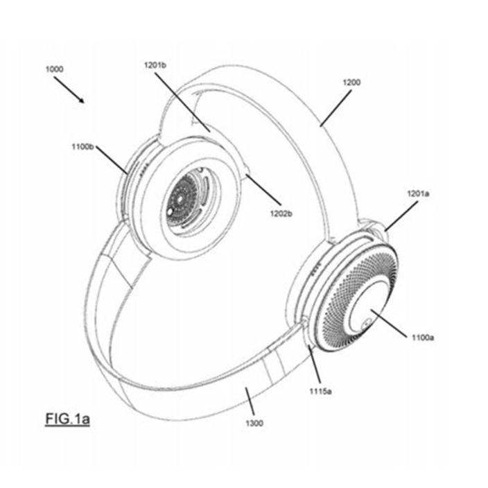 走到哪吸到哪!Dyson申請最新專利「能淨化空氣的耳機」超狂功能…網笑:腦子也要通風