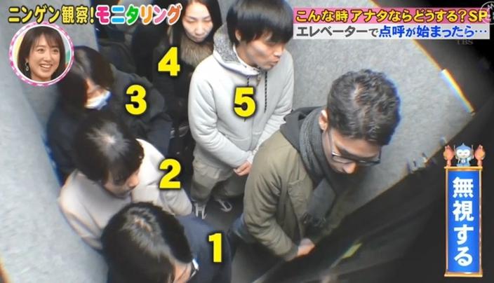 在電梯突然「報數」你會..?整人節目安排陌生人施壓測試「集體意識」 網:笑到停不下來