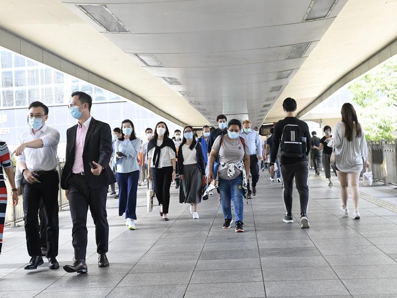 本港最新失业率为6.3% 失业人数跌至24.4万人