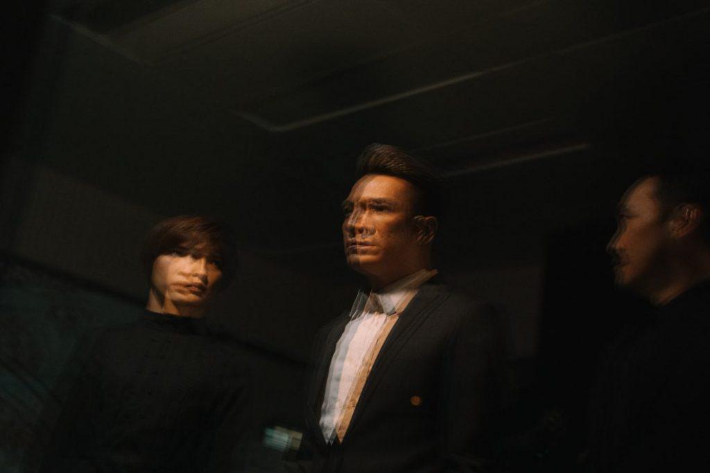 【头条独家】《使徒3》幕前首同框扮心魔 蒋祖曼泰臣有幸藏马明体内