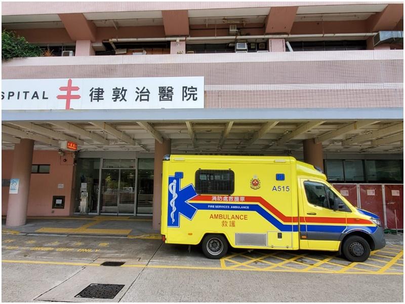 曾家居探访染疫女病人 律敦治医院护士需检疫