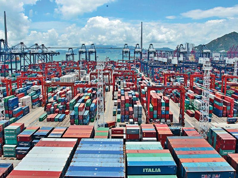 本港11月出口货值按年升5.6% 胜预期