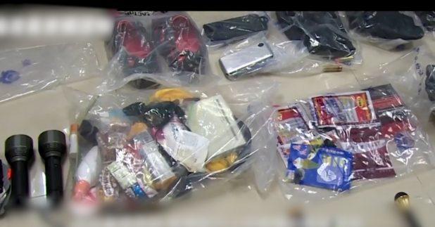 12港人家屬未聯上官派律師 內地傳媒播案件證物片段