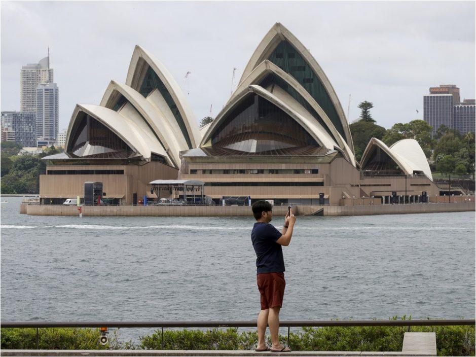 澳洲国歌正式更改歌词 以认可原住民逾6万年历史