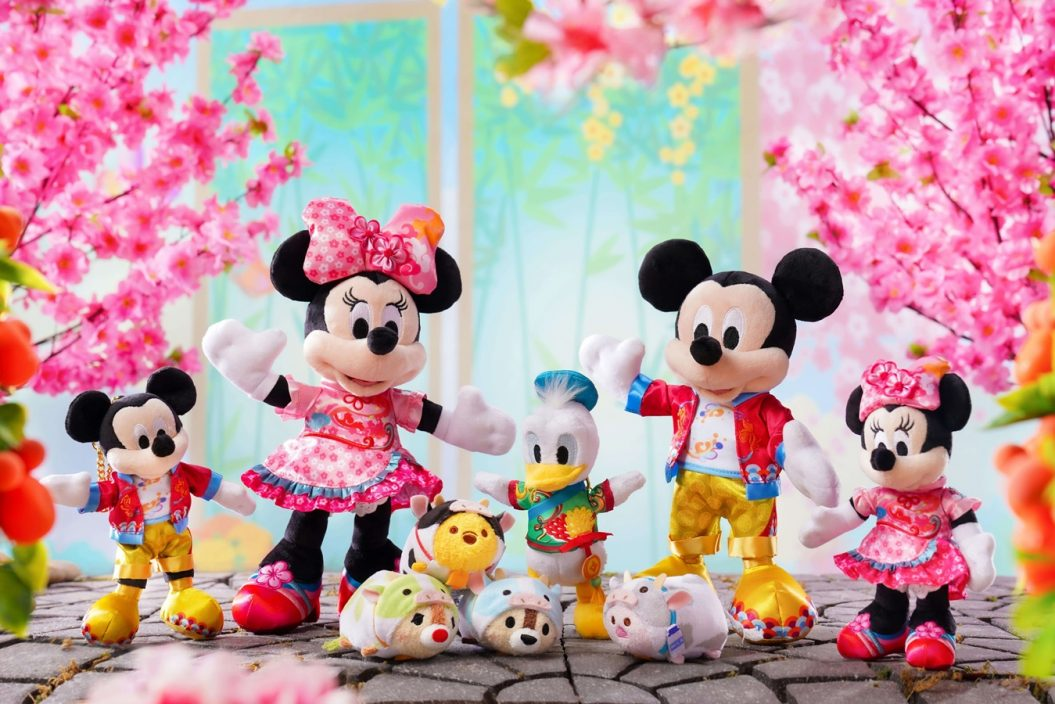 【開心消費】迪士尼樂園度假區推新春商品 網上訂購滿800元可享9折