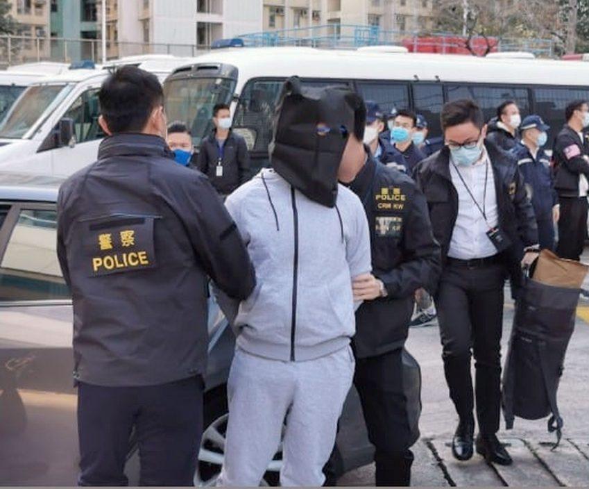 偷越邊境遭遣返16歲學生 被控圖向警署縱火管武還押下月杪再訊
