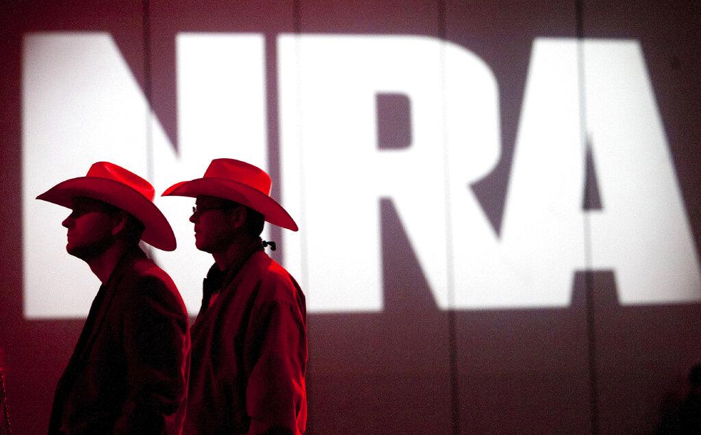 美国全国步枪协会申破产 总部或迁往德州