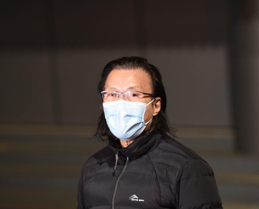黄国桐保释翌日即探胡志伟 感慨或有一天同在狱中