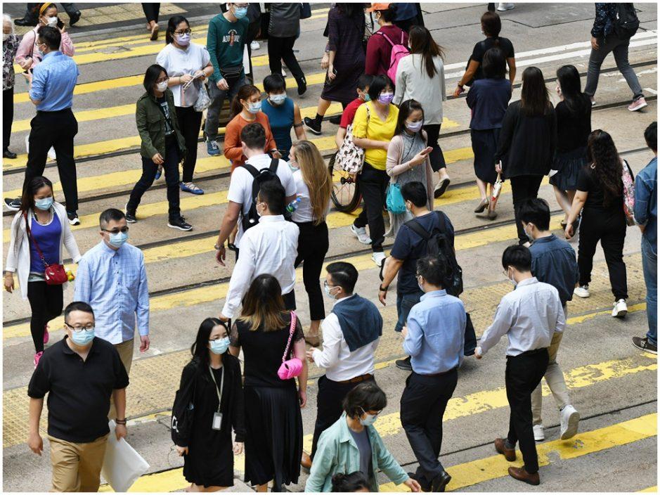 陳茂波預警 本港失業率將創16年新高