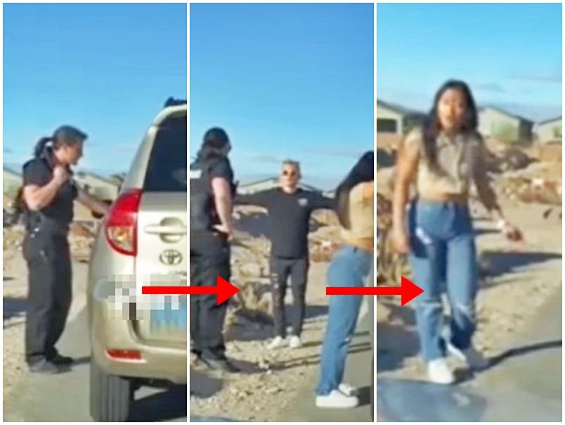 例行截查巧遇妻子与人驾车出游幽会 警察老公竟超冷静放走情夫