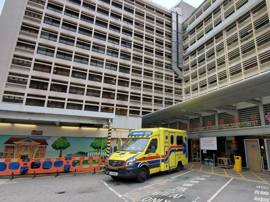 伊院68岁白血病男病人身上现刀伤 医生检查发现后不治