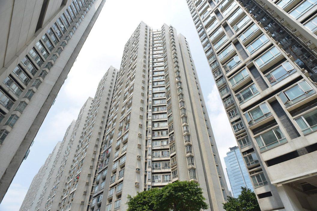 5座大厦强制检测包括丽港城 指定疫区增2座