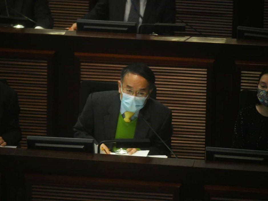 财委会讨论基本工程储备基金拨款  总额逾242亿