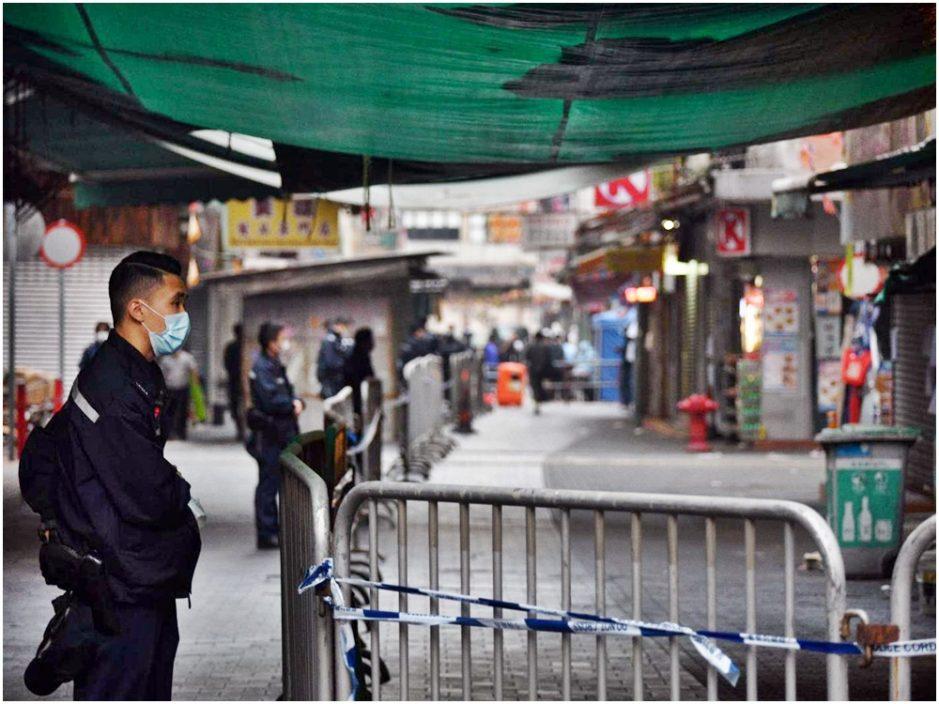 【爆疫一周年】徐英偉:佐敦四街禁足區內涉及1萬人