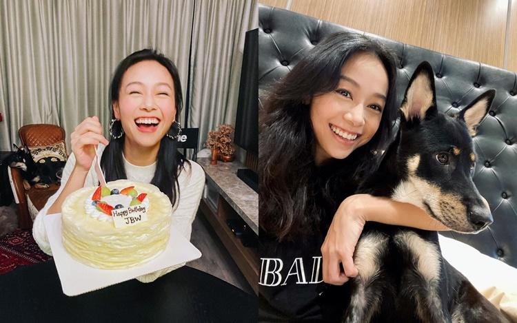 黄心颖32岁生日:要活得比这疯狂世界更疯狂