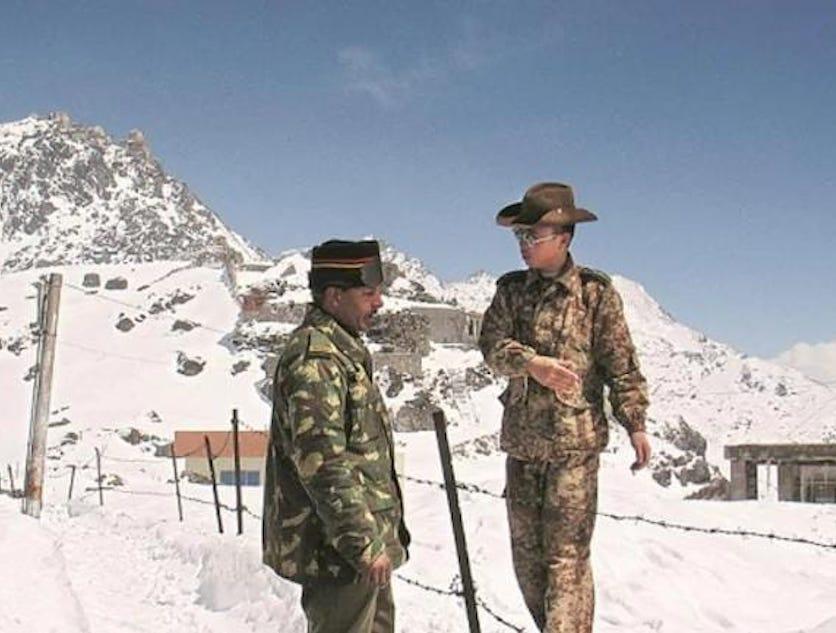 传中印边境再爆冲突 至少24人受伤