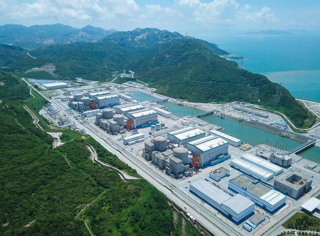 阳江核电站有配电箱备用供电回路开关未闭合