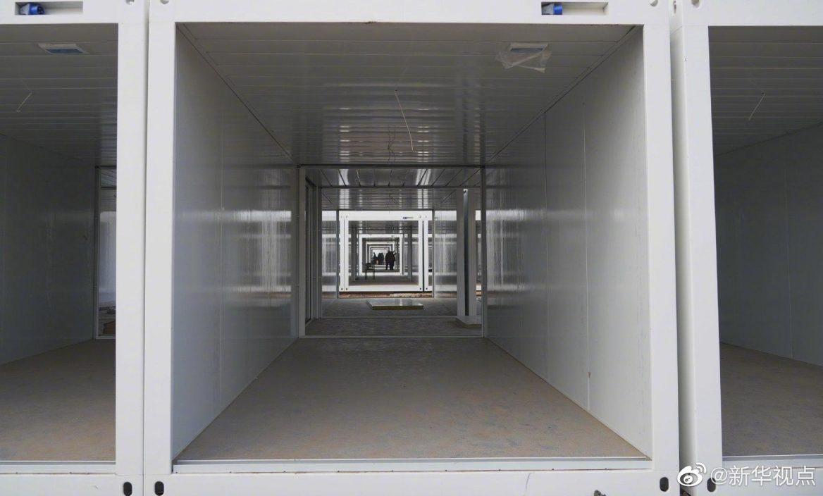 石家莊黃庄公寓隔離場所:每間房間怎麼設計?