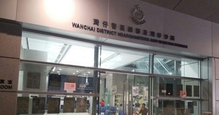 涉酒店辟室吸毒 警铜锣湾拘3中年汉包括两通缉犯