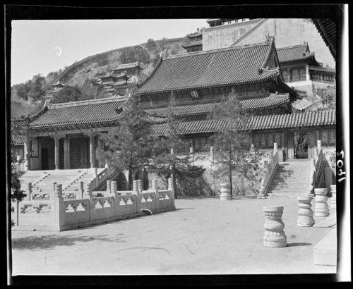 民国时期的颐和园