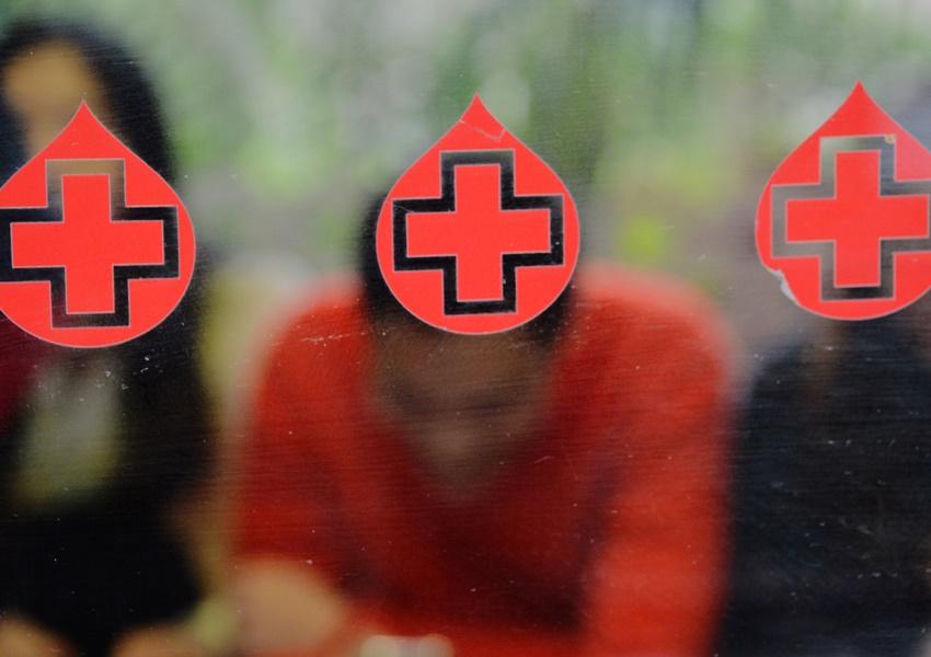 血库存量只够五日使用 红十字会呼吁巿民捐血