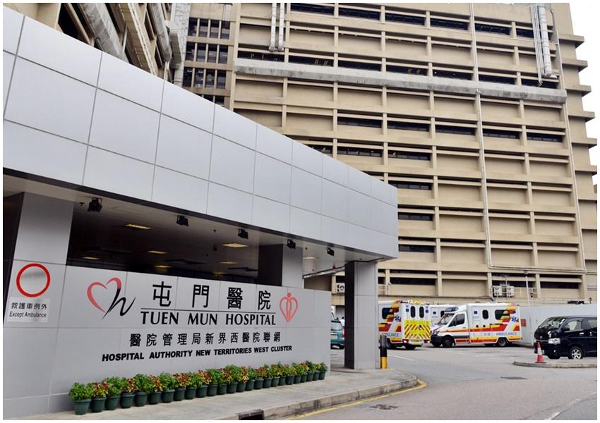 66歲男工企車頂維修水喉 3米高空失足墮地受傷