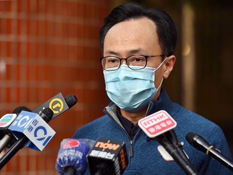 聂德权:香港须接受及知道国家执政党是共产党