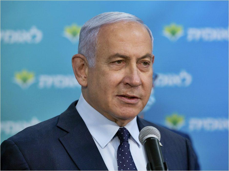 以色列总理被控贪污案 待大选完结后始审讯