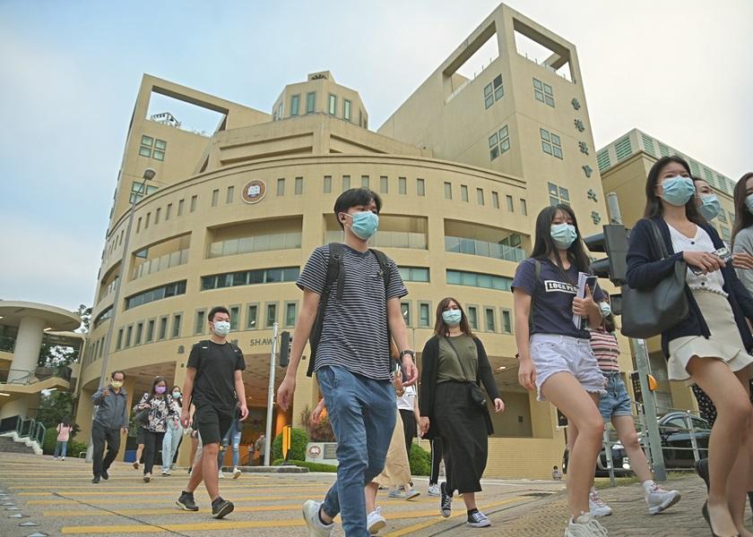 浸大取消世界新闻摄影展 原拟展出反修例示威相片