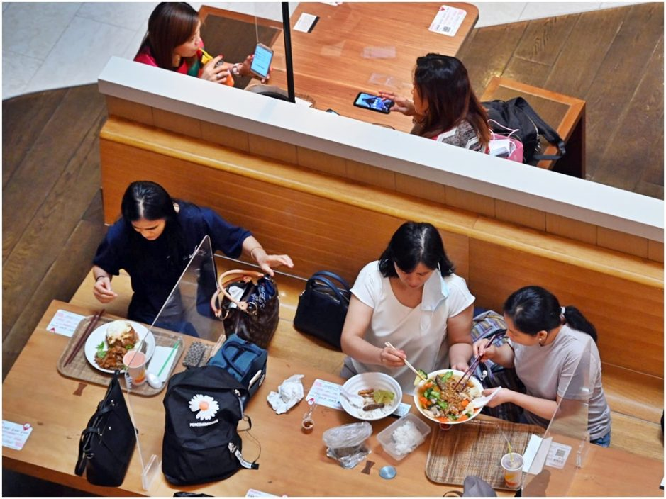 【行踪曝光】激增25食肆 42岁女患者游走10处地方