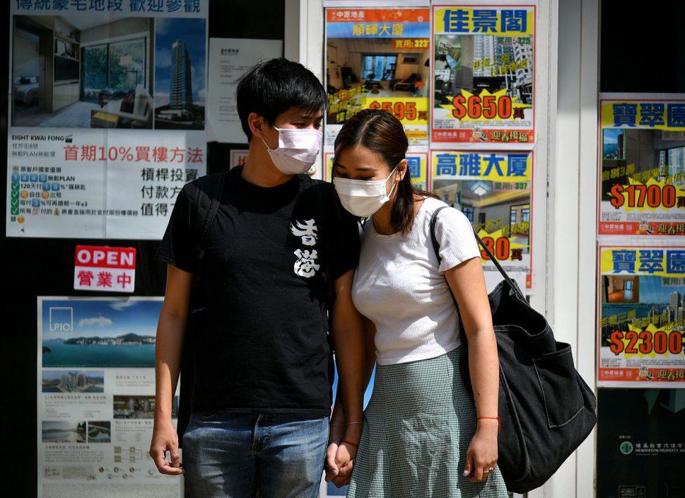 【大拘捕】林景楠报称身体不适 警扣上铁链陪同求医