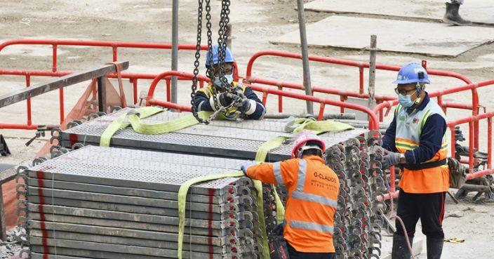 地盘工研定期检测 业界:雇主承担费用