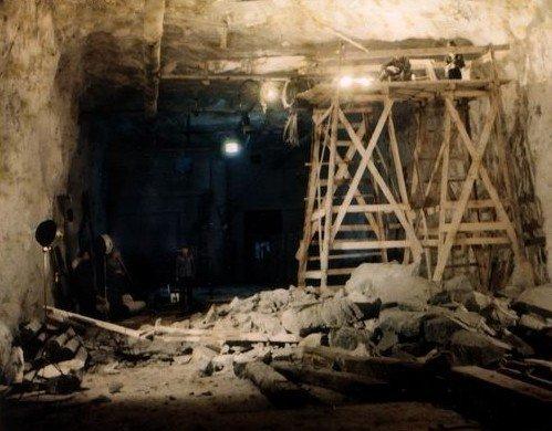 纳粹导弹生产基地揭秘