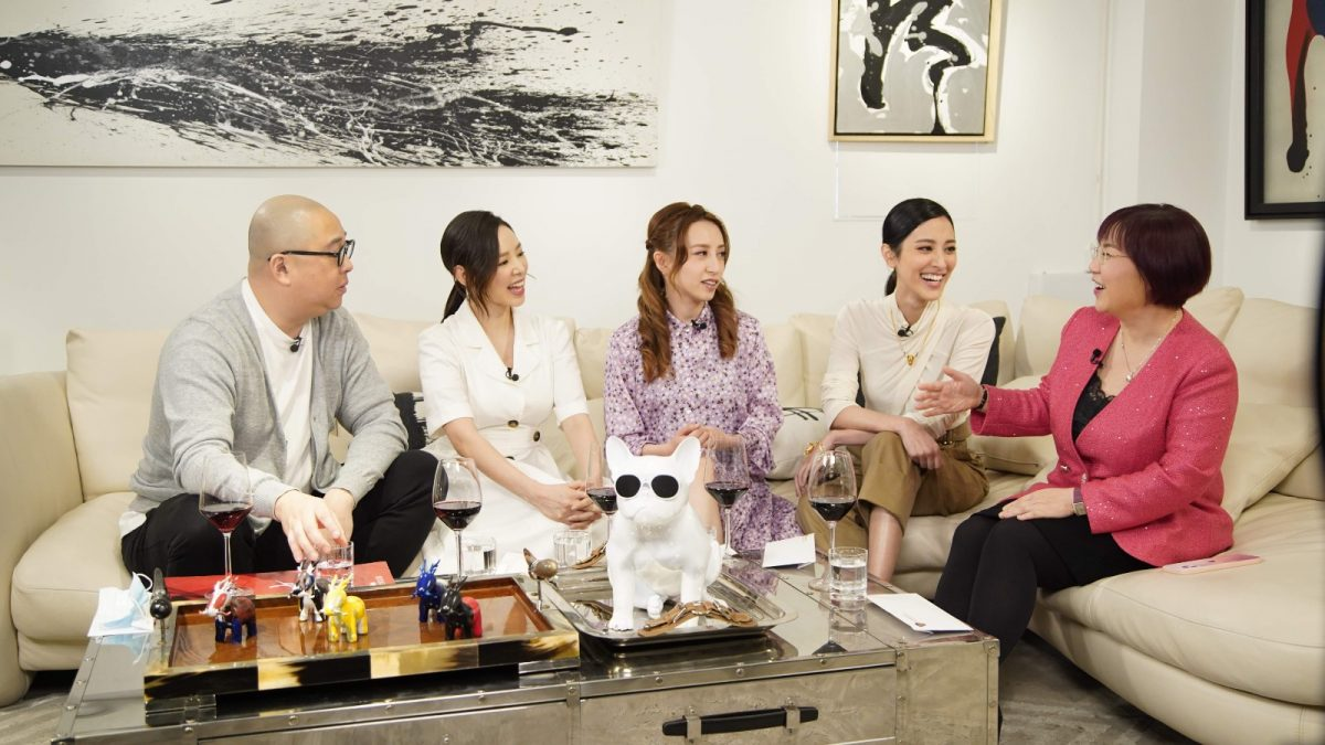 陈凯琳为兴趣搞美容品牌   龚嘉欣做老板娘压力大到停经