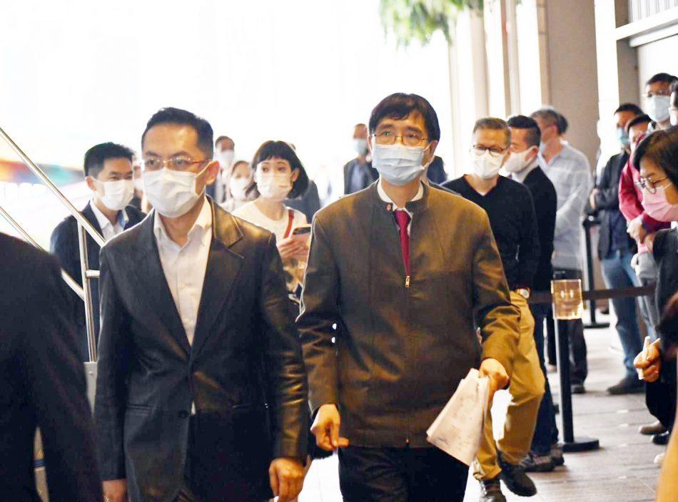 黄颂仁诊所增一初步确诊个案需强检 吁上月22日起曾求医者尽快检测