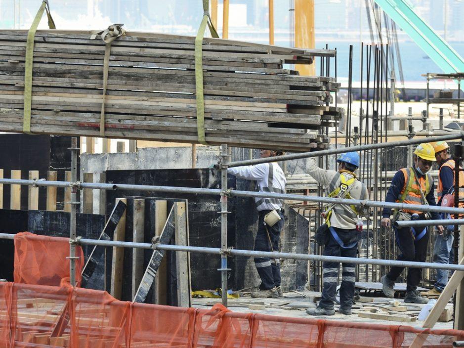 建造业工地人员本月可免费检测 即日起网上预约